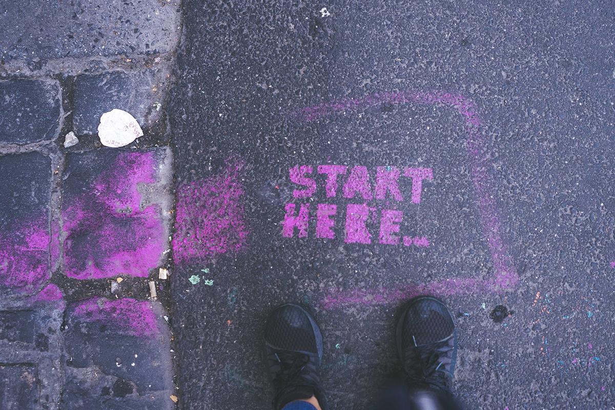 Start Social Media Grundlagen