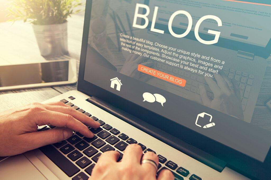 Spacesheep Communication Website Blog